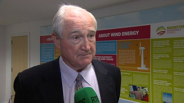 Eddie O'Connor said the plan will create thousands of jobs