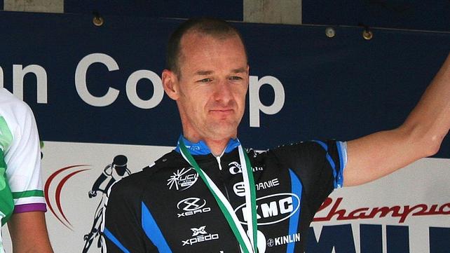 David McCann: road race time-trial