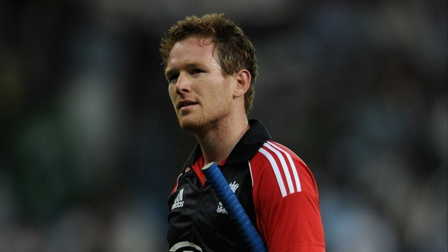 Eoin Morgan made his Test debut for England in 2010