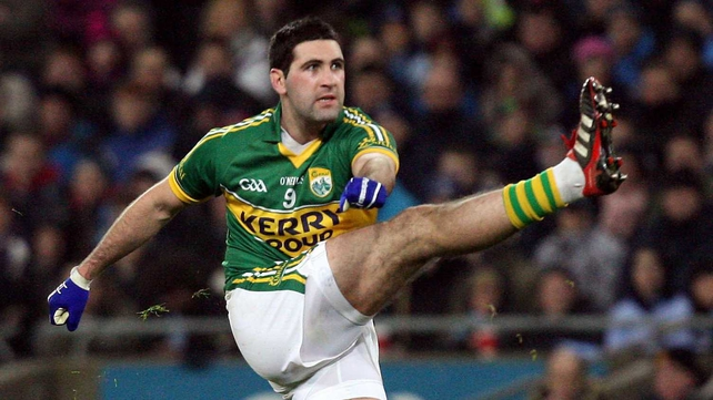 Bryan Sheehan is among four changes to Kerry's starting XV for the Westmeath clash