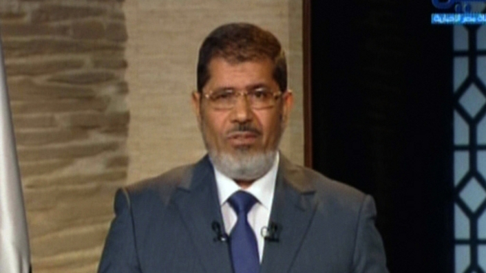 Protests intensify in Cairo as President Mursi tries to rush through new Constitution