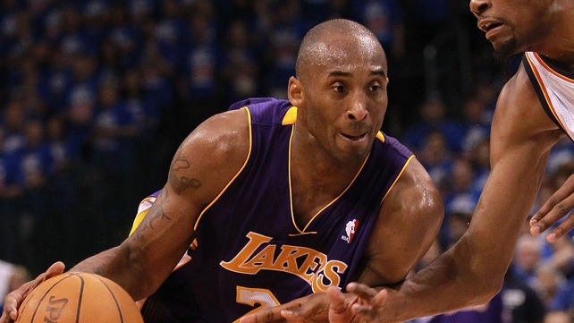 Kobe Bryant is the main man for the United States