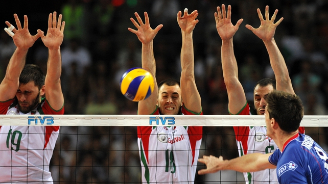 Guide to volleyball at the Olympics