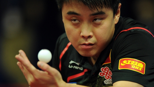 Wang Hao of China