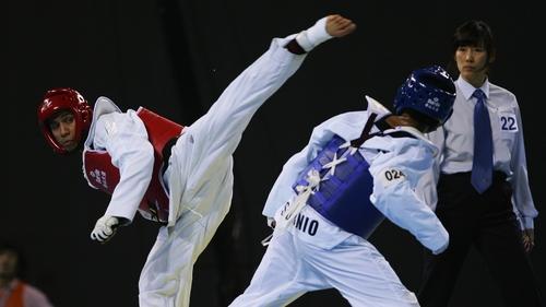 Servet Tazegul (left) is tipped for gold in London