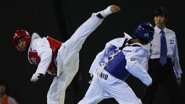 Servet Tazegul (left) is tipped for gold in London