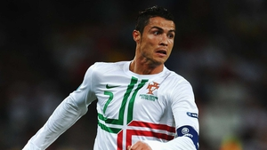 Cristiano Ronaldo's performance was - in the words of John Giles - 'terrible'