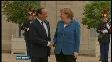 Merkel rules out pooling eurozone debt