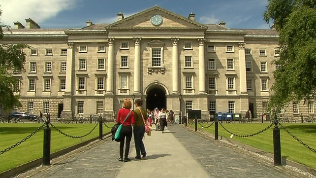 Trinity College Dublin is the country's best-performing university with four of its subjects ranking in the top 50