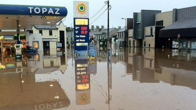 Flooding has been a problem for many years in Cork