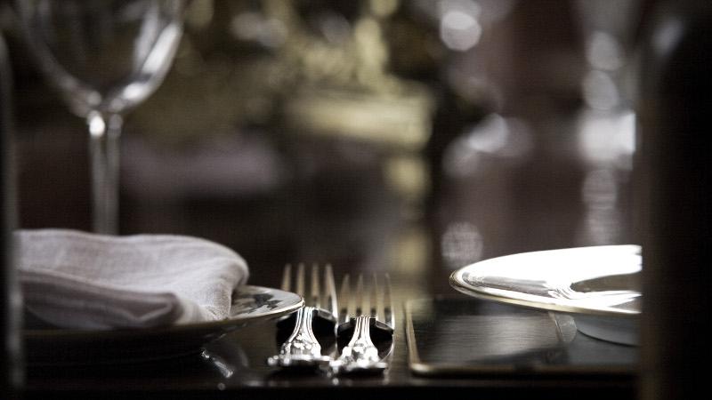 A Victorian Midsummer's banquet at Kilruddery