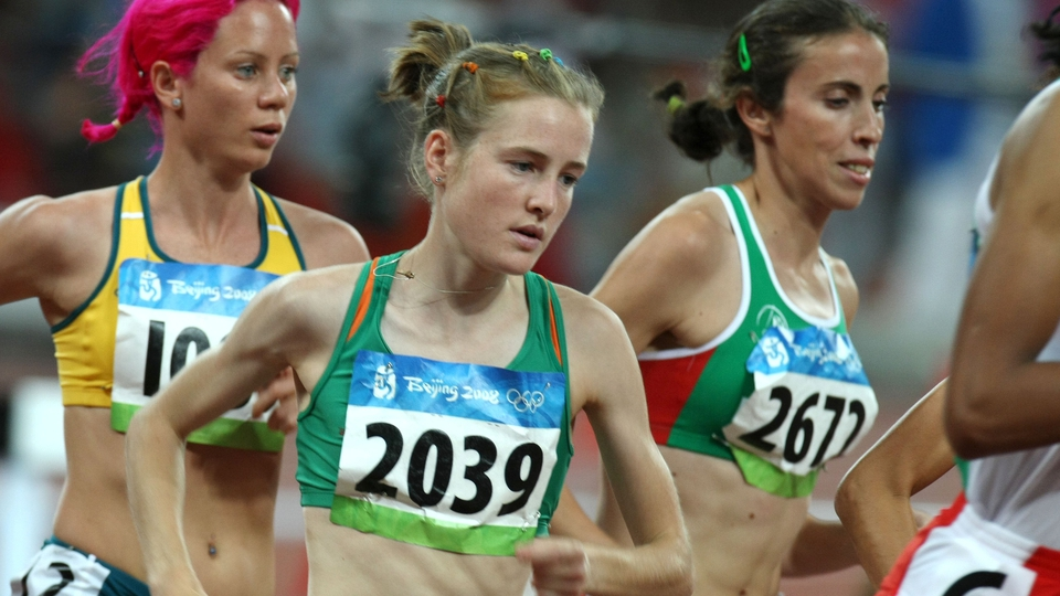 Fionnuala Britton placed tenth in the 3000m steeplechase heats