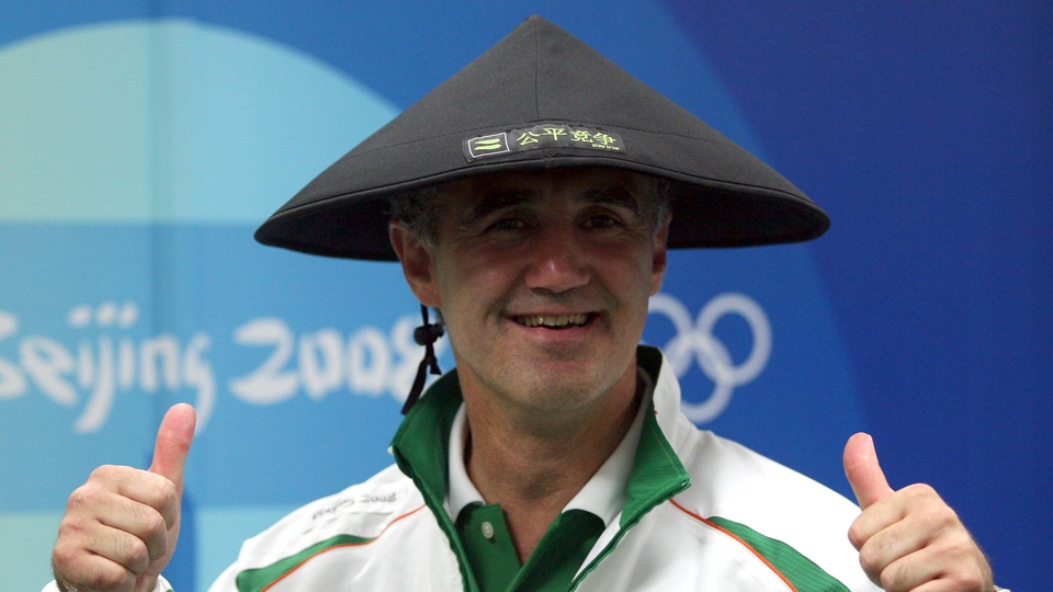 Head coach Billy Walsh was the mastermind behind Ireland's boxing success