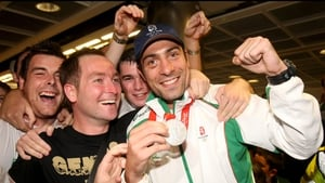 Kenneth Egan became a hero back in Ireland following his exploits in the ring
