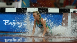 Roisin McGettigan came 14th in the 3000m steeplechase