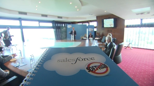 Dublin gets much bigger Salesforce | Ireland