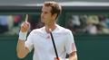Murray advances to first Wimbledon final