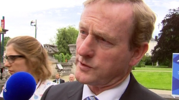 Mr Kenny said Spain, Italy and Ireland all had different banking and economic problems, but each had to be addressed