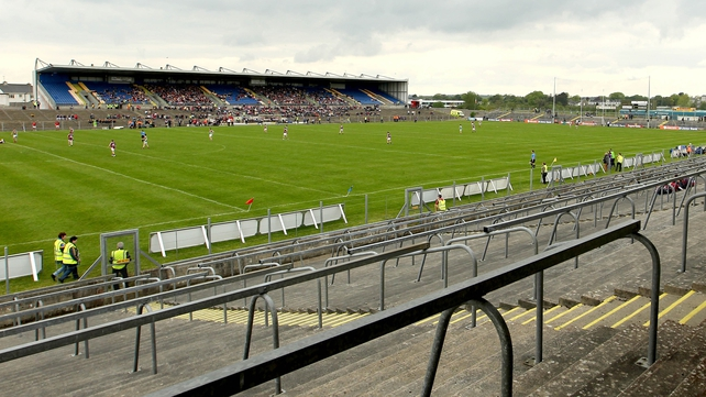 For the second successive year - Hyde Park will stage the Connacht final