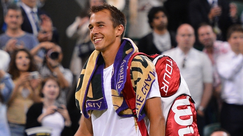 Lukas Rosol stunned the tennis world with victory over Rafa Nadal at Wimbledon