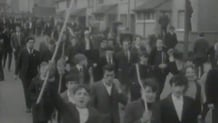 Derry Protesters, 20 April 1969