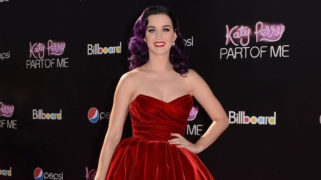 Katy Perry will peform on the X Factor finale