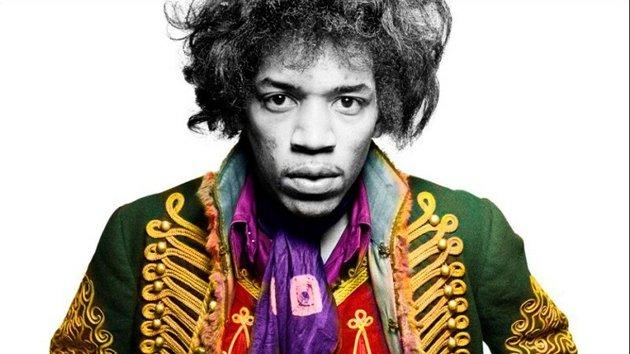 Jimi Hendrix is the subject of a biopic starring Outkast's Andre 3000