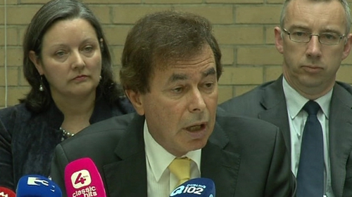 Minister Alan Shatter says that the bill will provide reform of personal insolvency system