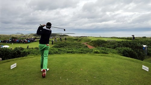 Royal Portrush will host the Open in 2019