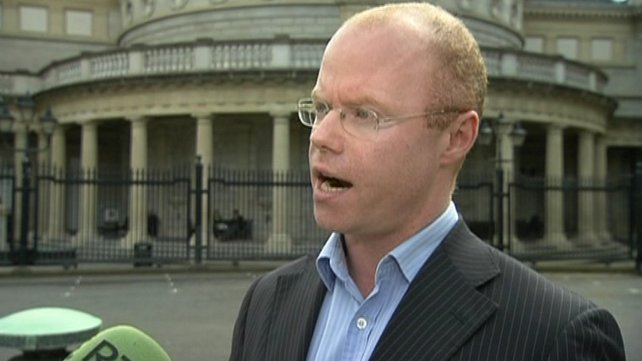 Stephen Donnelly says he is thinking of quitting the investigation