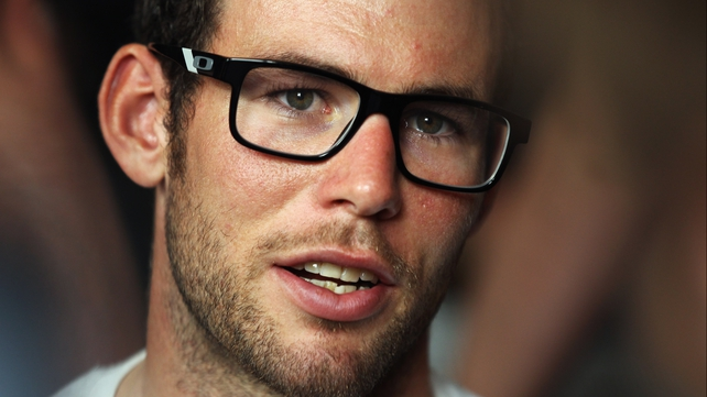 Mark Cavendish won the points green jersey in 2011