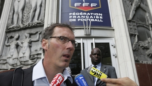 Laurent Blanc took over France after Raymond Domenech's disastrous reign
