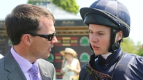 Ted Walsh visits Ballydoyle to talk to Aidan and Joseph O'Brien