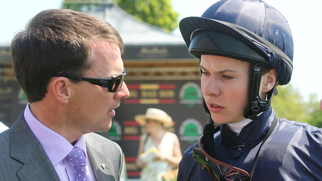 Aidan and Joseph O'Brien continued their superb recent run of form at Leopardstown