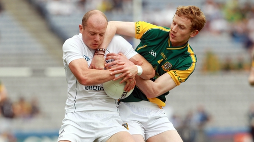 James Kavanagh will not feature for Kildare this year