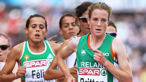 Fionnuala Britton is in good form ahead of the European Cross Country Championships in Budapest