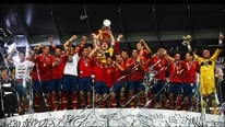 Eamon Dunphy reflects on Spain's historic win in Euro 2012