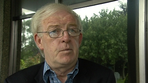 Colm McCarthy said the recovery of the Irish economy is linked to external factors