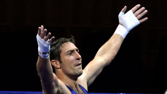 Egan became a national sporting icon following his exploits in Beijing