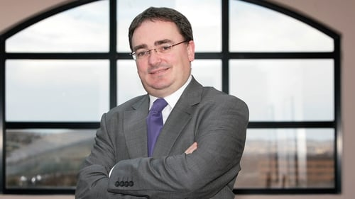NAMA boss Brendan McDonagh says agency will just break even