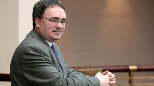 NAMA CEO Brendan McDonagh says agency set to redeem another €7.5 billion by 2016