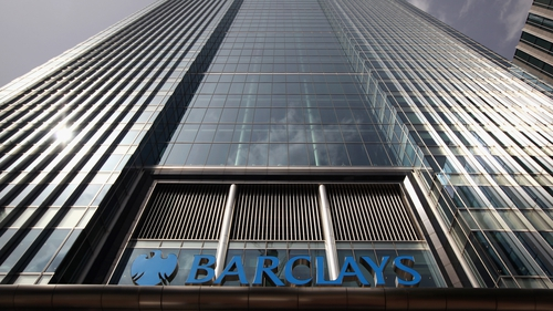 Barclays said 2,400 staff and 262 branches would transfer to CaixaBank once the deal is completed