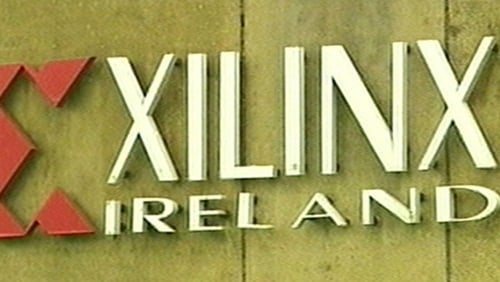 Xilinx already employs 250 people in Dublin