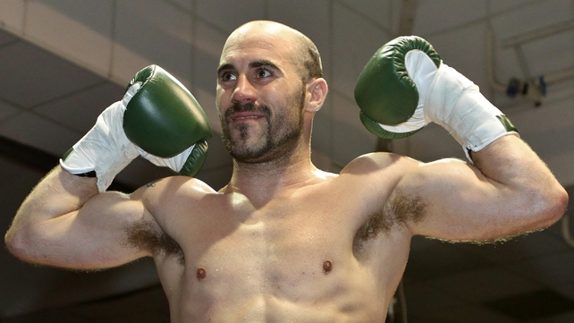Spike O'Sullivan has been forced to withdraw from Friday's fight with Farai Musiyiwa