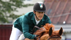Billy Twomey: show jumping