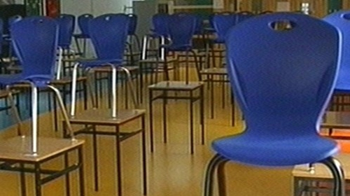 The two students were caught out after their Physics teacher heard rumours about what they had done