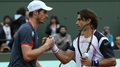 Murray faces stern test from Ferrer