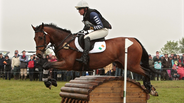 Aoife Clarke and Master Crusoe have been nominated to represent Ireland in Eventing at the London Olympic Games