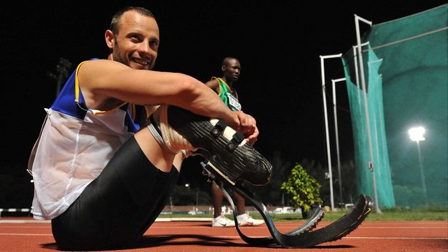 Oscar Pistorius: 'Thank you to everyone that has made me the athlete I am!'