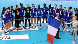 The French handball team is among the favourites for gold in London